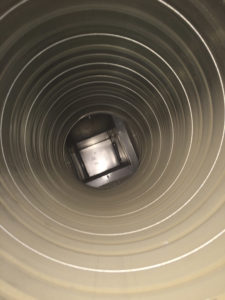 Cleaned Ducts by Bridge City Duct Cleaning